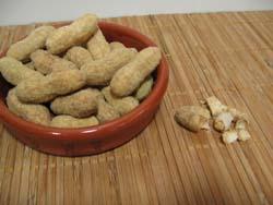Cacahuetes comestibles....