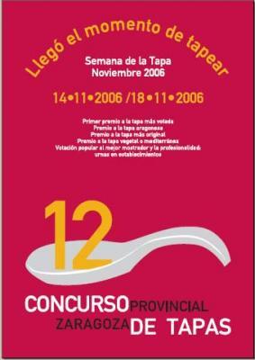 Concurso de Tapas en Zaragoza...