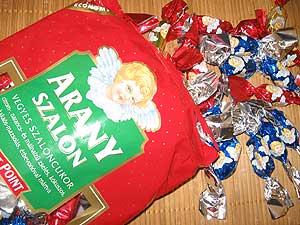 Navidad en Hungría.